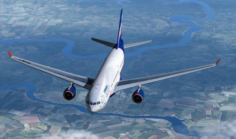 Aeroflot VP-BLY
