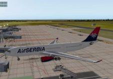 Air Serbia (YU-ARA)