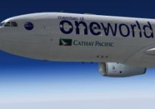 Cathay Pacific oneworld